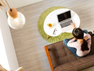 What are companies doing to help employees working from home?