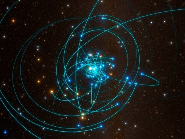 Astronomers discover star orbits black hole as per Einstein's theory of relativity