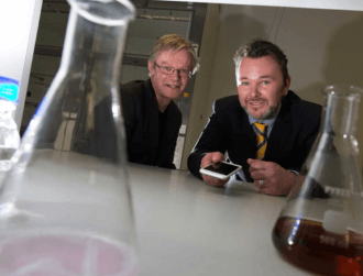 Irish start-up's germ-killing coating effective against coronavirus