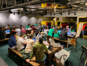 Startup Weekend: Creating a feeling of community at a remote hackathon
