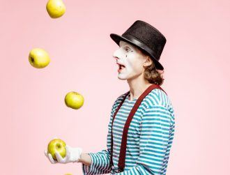 Learn circus skills, laughter yoga and gardening while you stay at home