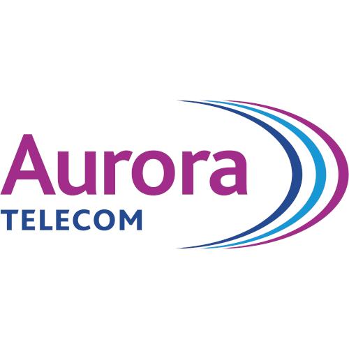 Aurora Telecom logo