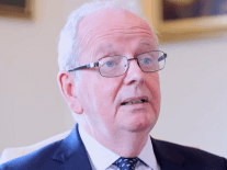 Dr Des Fitzgerald to step down as UL president, citing Covid-19 challenges