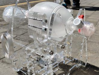 GMIT team unveils low-cost Covid-19 ventilator prototype for rapid production