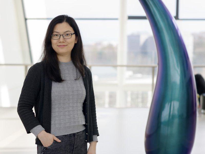 Fengyuan Zhang: 'I didn't choose physics, physics chose me'