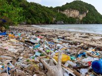 Irish study finds level of European plastic recycling being dumped in Asian seas