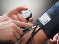 Risk of Covid-19 death may be twice as likely for those with high blood pressure