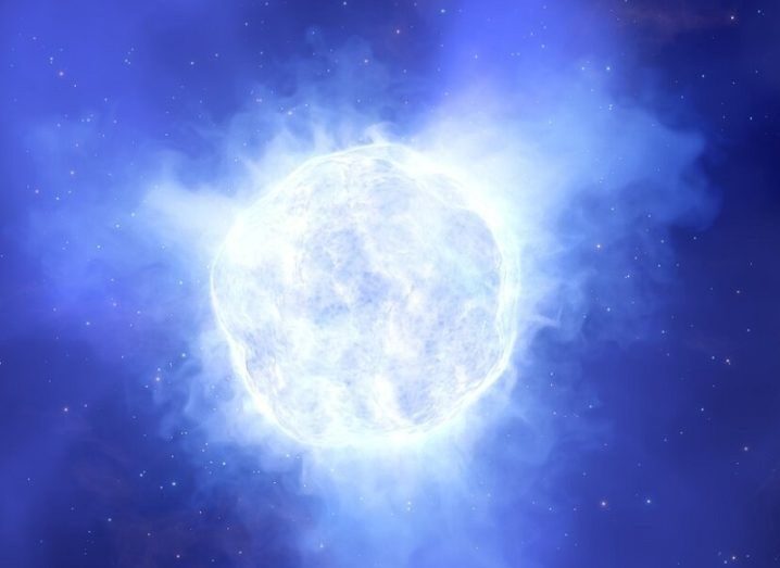 A cosmic mystery: ESO telescope captures the disappearance of a massive star