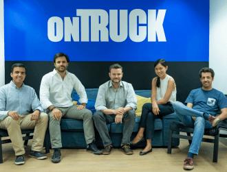 Ontruck's digital freight platform raises €17m