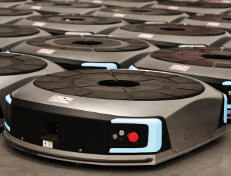 Logistics robotics firm Geek+ closes $200m Series C round