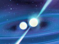 Unusual, colliding neutron stars may unlock mysteries of universe expansion