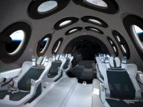 Virgin Galactic reveals what tourists can expect inside its spacecraft