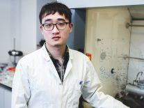 RIA awards €2,000 Kathleen Lonsdale Chemistry Prize to Dr Yikai Xu