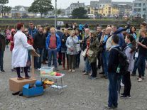 Soapbox Science Galway set to go virtual with Facebook live stream