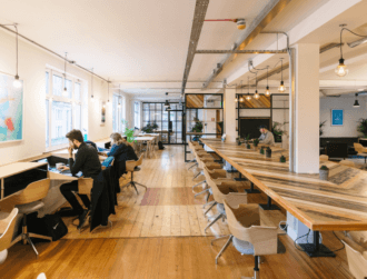Are co-working spaces going to benefit from the 'attack' on offices?