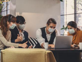 France makes face masks mandatory in shared workplaces