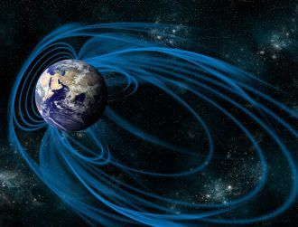 NASA investigating unusual 'dent' in Earth's magnetic field over South America