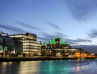 How has Irish start-up funding been impacted by Covid-19?