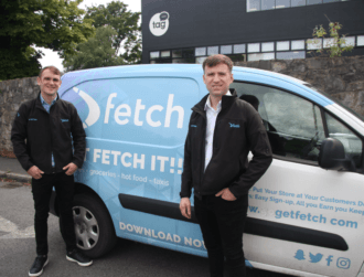 Dublin start-up Fetch is ready to deliver the goods