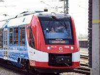 World's first hydrogen-powered passenger train hits the rails in Austria