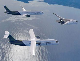 Airbus aims for commercial hydrogen-powered aircraft by 2035