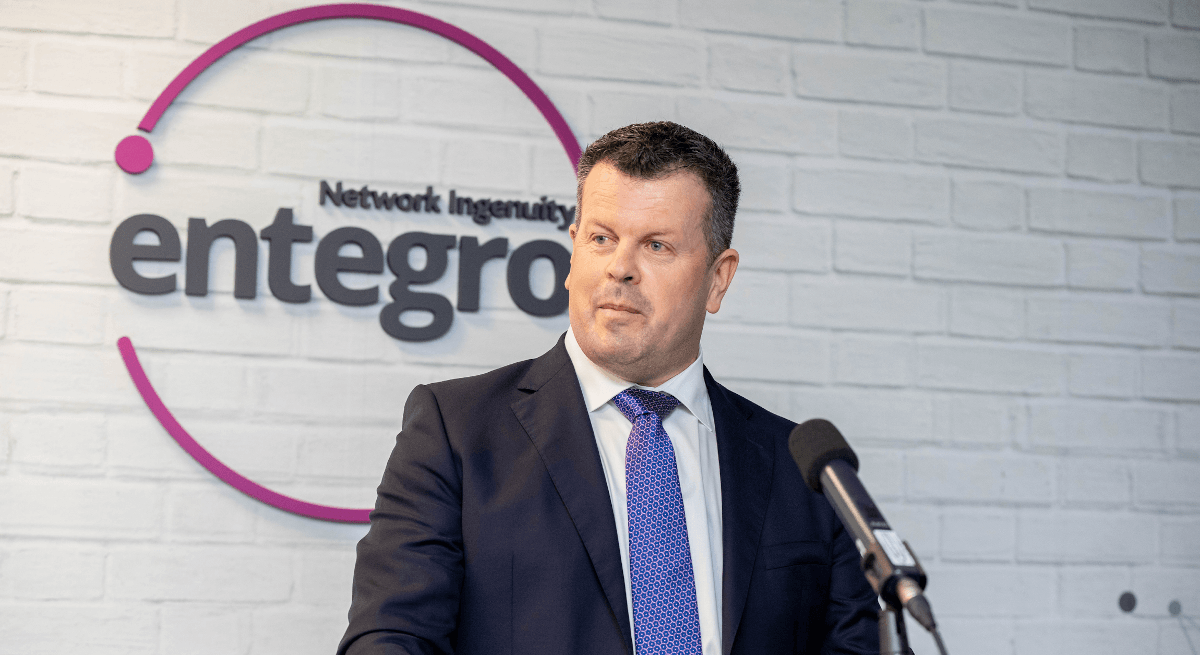 Entegro announces 50 jobs in Ireland to support NBP roll-out