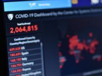Needle in a Covid haystack: Data science's efforts to tackle a pandemic