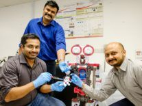 Researchers create 'mini brains' to allow robots to feel pain