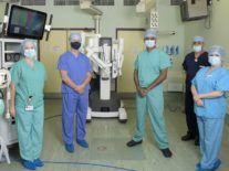 Tallaght hospital's 'Leona' robot surgeon completes first surgery