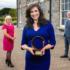 Aoibhinn Ní Shúilleabháin honoured for promoting maths