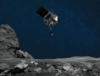 What's next for OSIRIS-REx after historic landing on Bennu?