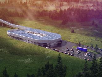 Virgin Hyperloop reveals location of its first global testing hub