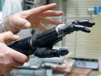 Solar-powered skin could help create cheaper, better prosthetics