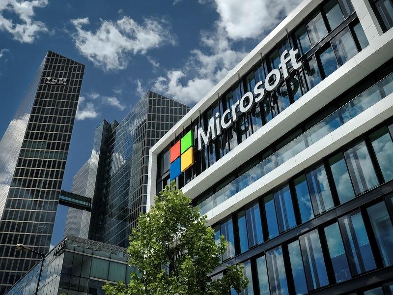 Microsoft is now a $2trn company