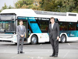 Hydrogen buses to hit the streets of Dublin with new trial