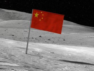 China plants flag on surface of the moon before Chang'e 5 return