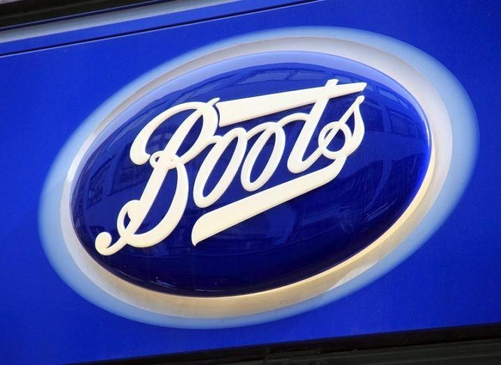 The Boots logo.