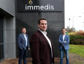 Irish business Immedis raises $50m for payroll tech