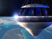 Start-up bags $7m to bring tourists to edge of space on a balloon