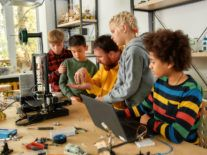Exploring the value of makerspaces in 21st-century education