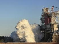 NASA determines cause of SLS rocket shutdown