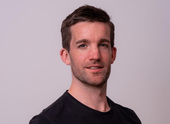 A headshot of James McGann, co-founder of Frankie Health.