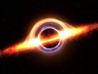 New research reveals size of first black hole ever discovered