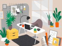 How to make your home office more environmentally friendly