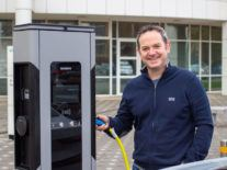 Getting larger vehicles on the road to electrification