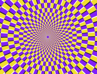 Artificial 'brain' may reveal the mystery behind optical illusions
