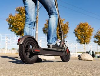 Government approves plans to regulate e-scooters