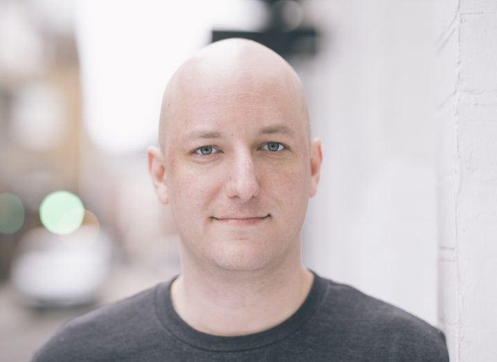 A headshot of Adam Dodds, founder of Freetrade.