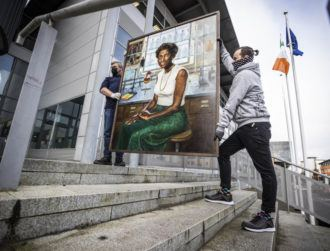 Watch: Accenture unveils five iconic Women on Walls at DCU