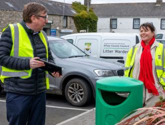E-denderry: Offaly town gets smart tech to monitor parking, litter, air